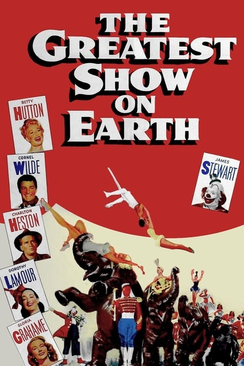 Watch The Greatest Show on Earth (1952) Full Movie