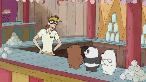 We Bare Bears 2017 Amazon Prime: Season 3 – Episode The Fair