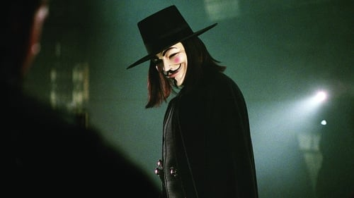V for Vendetta - People should not be afraid of their governments. Governments should be afraid of their people. - Azwaad Movie Database