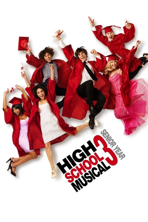 Largescale poster for High School Musical 3: Senior Year