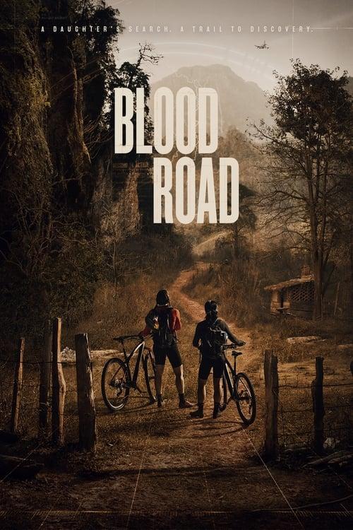 Poster von Blood Road
