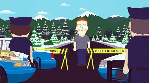 South Park - Season 21 - Episode 4: Franchise Prequel