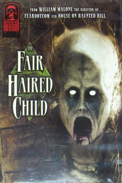 Largescale poster for The Fair Haired Child