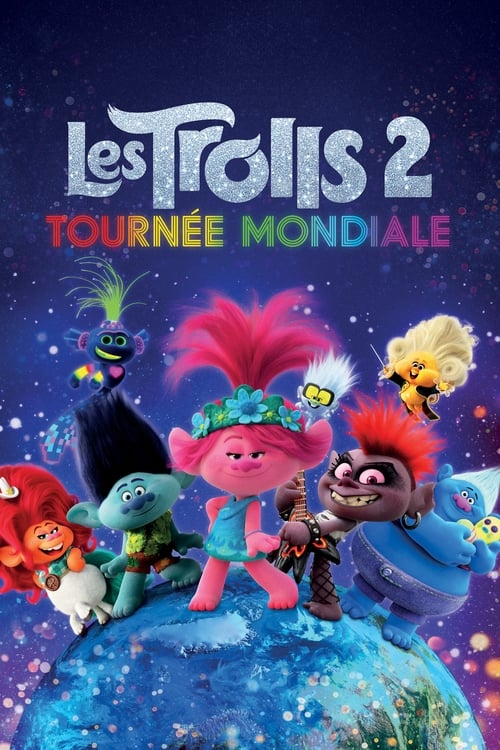 Trolls World Tour film en streaming