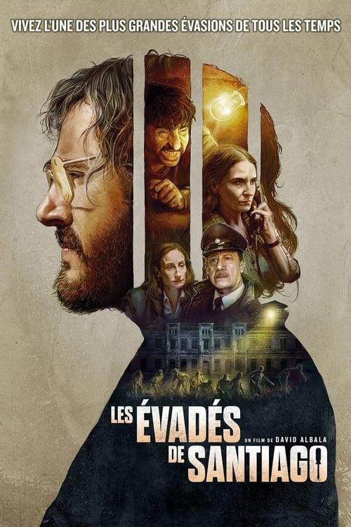 [VF] Les Évadés de Santiago (2020) streaming Disney+ HD