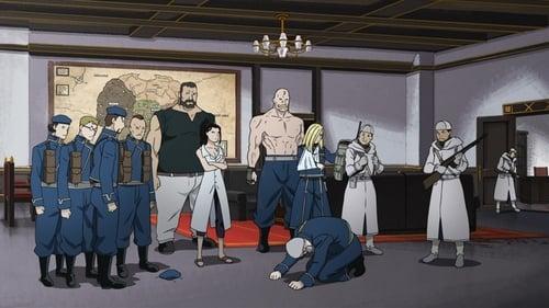Fullmetal Alchemist: Brotherhood: Season 1 – Episod Eternal Leave