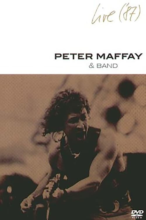 Assistir Peter Maffay - Live '87 Online Grátis