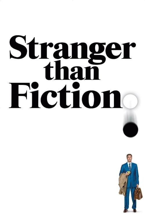 Streaming Stranger Than Fiction (2006) Movie Free Online