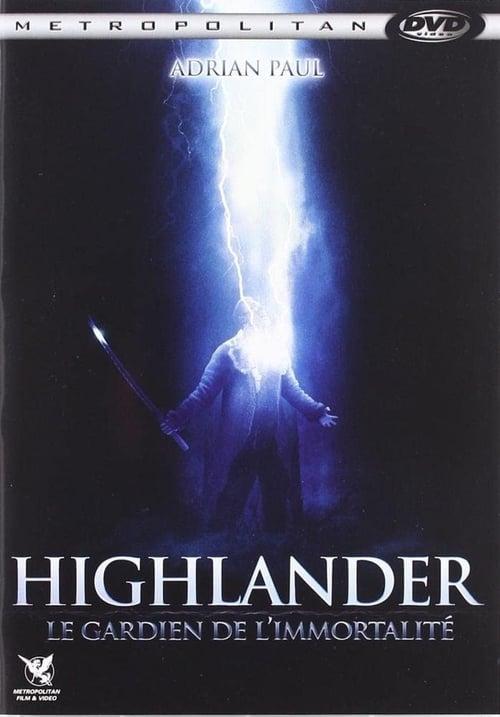 [VF] Highlander : Le Gardien de l'immortalité (2007) streaming Netflix FR