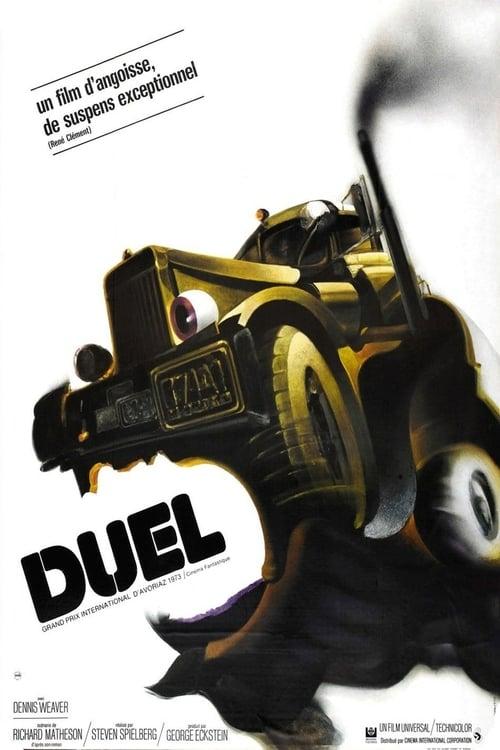 Visualiser Duel (1971) streaming Netflix FR