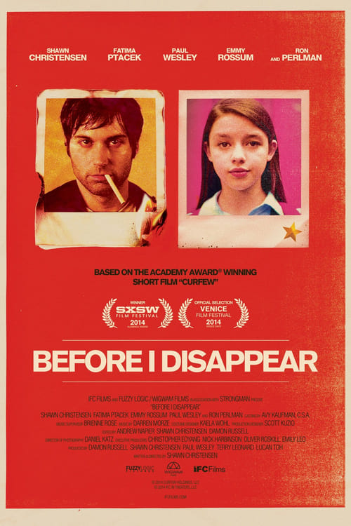 Voir Before I Disappear (2014) streaming fr