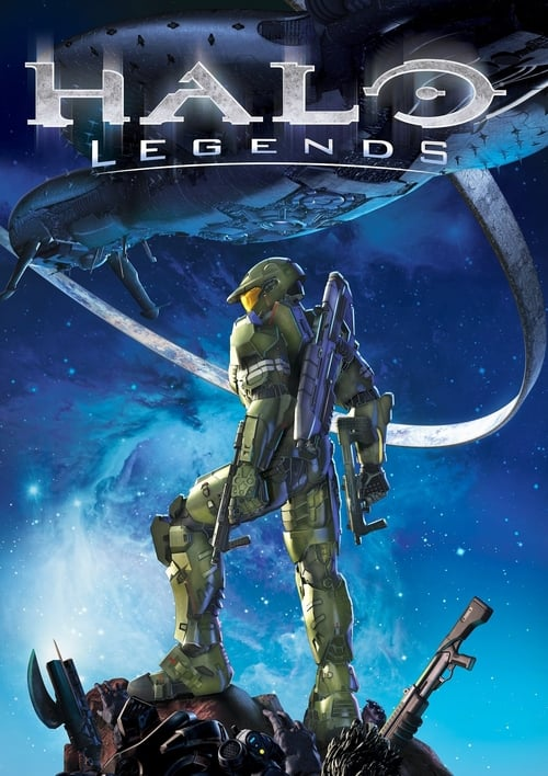 Halo: Legends poster