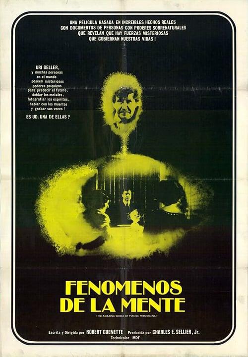 Mira La Película The Amazing World of Psychic Phenomena En Buena Calidad