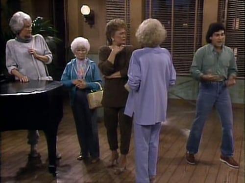 The Golden Girls 1988 Hd Tv: Season 4 – Episode Fiddler on the Ropes