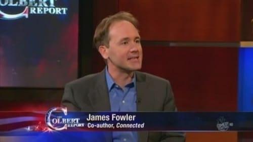 The Colbert Report 2010 Blueray: Season 6 – Episode James Fowler
