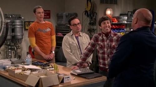 The Big Bang Theory - Season 10 - Episode 2: The Military Miniaturization