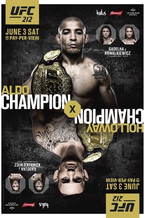UFC 212: Aldo vs. Holloway (2017)