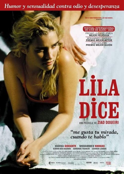 Mira La Película Lila dice Gratis En Español