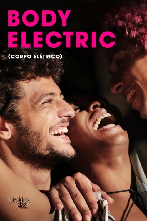 Corpo Elétrico poster