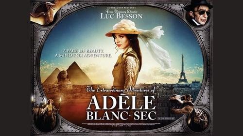 Extraordinary Adventures Adele Blanc Sec 2010 Full Movie Subtitle Indonesia