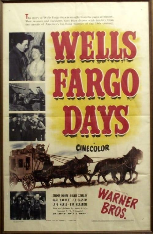 Wells Fargo Days (1944)