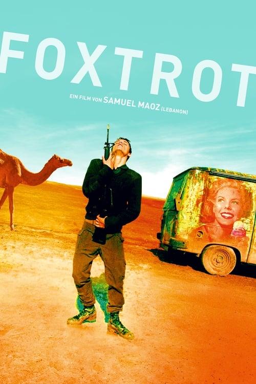 Foxtrot - Poster
