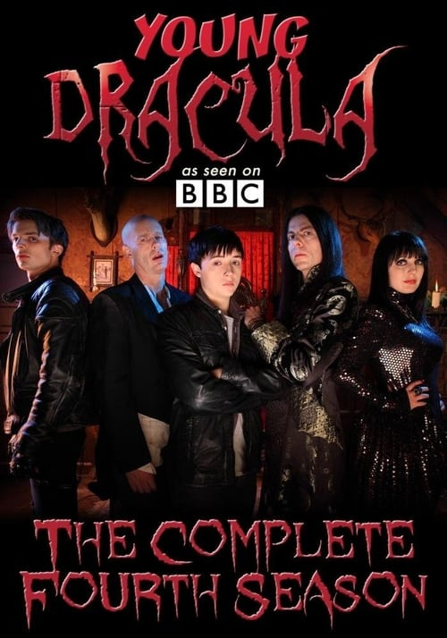 Young Dracula Poster