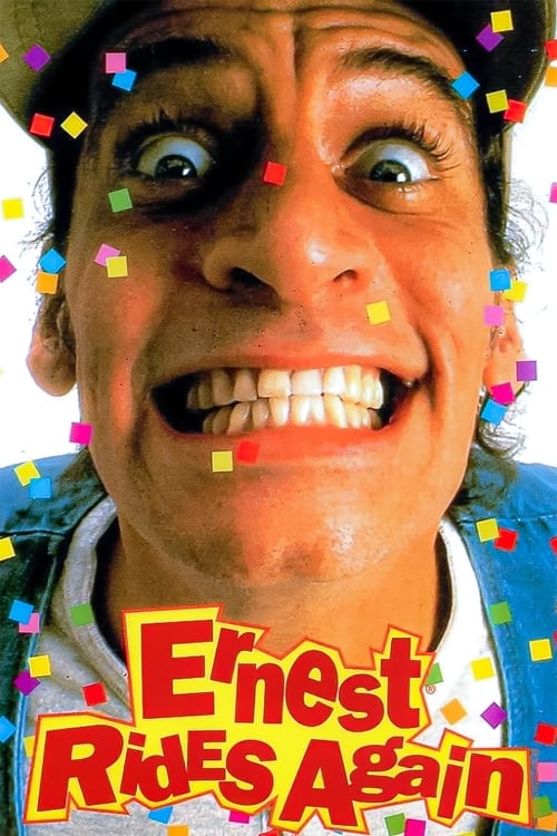 Ernest Rides Again (1993) Poster