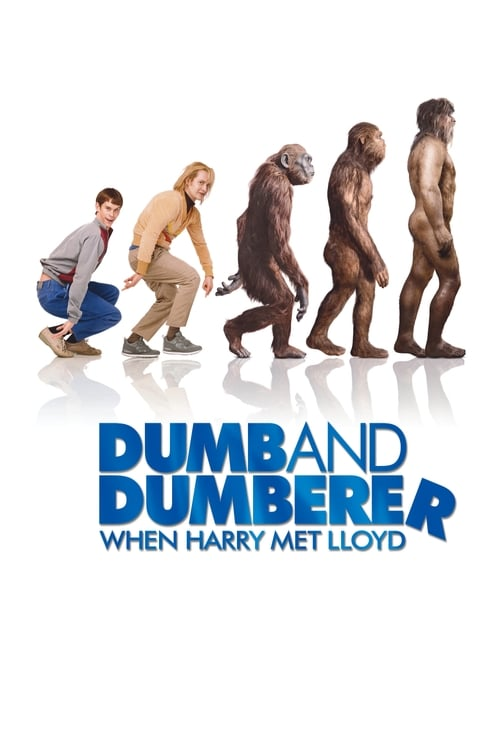 Dumb and Dumberer: When Harry Met Lloyd Movie Poster