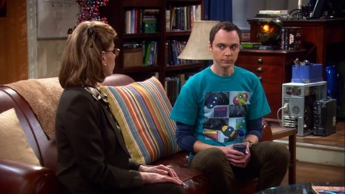 The Big Bang Theory: Season 2 – Épisode The Maternal Capacitance
