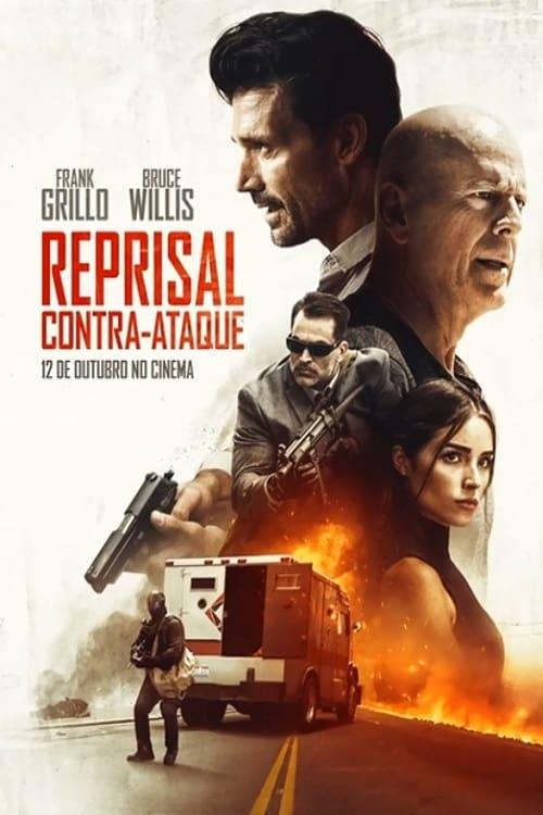 Assistir Reprisal: Contra Ataque - HD 720p Dublado Online Grátis HD