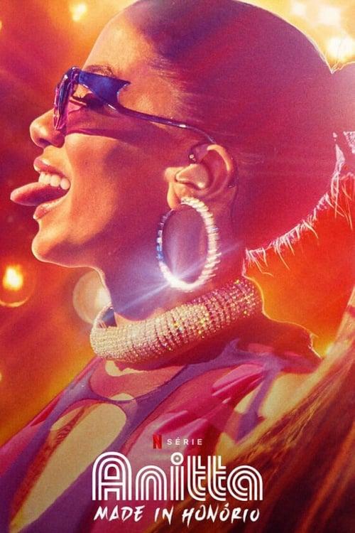 Anitta: Made in Honório 1ª Temporada Completa 2020 - Nacional 5.1 WEB-DL 1080p
