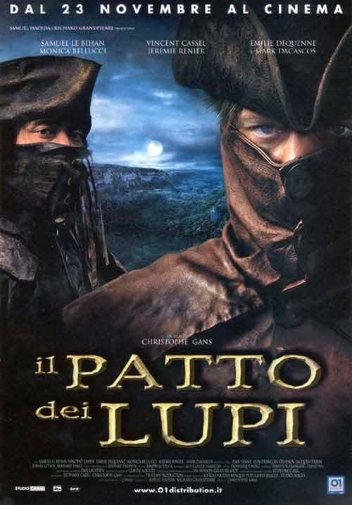 Il patto dei lupi (2001)