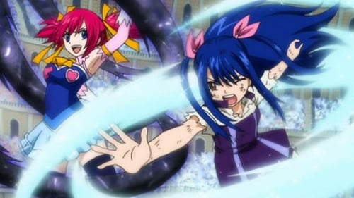 Fairy Tail: Season 4 – Episode Wendy vs. Cheria