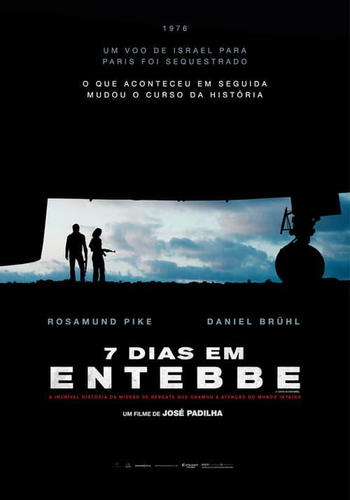 Assistir 7 Dias em Entebbe - HD 720p Dublado Online Grátis HD