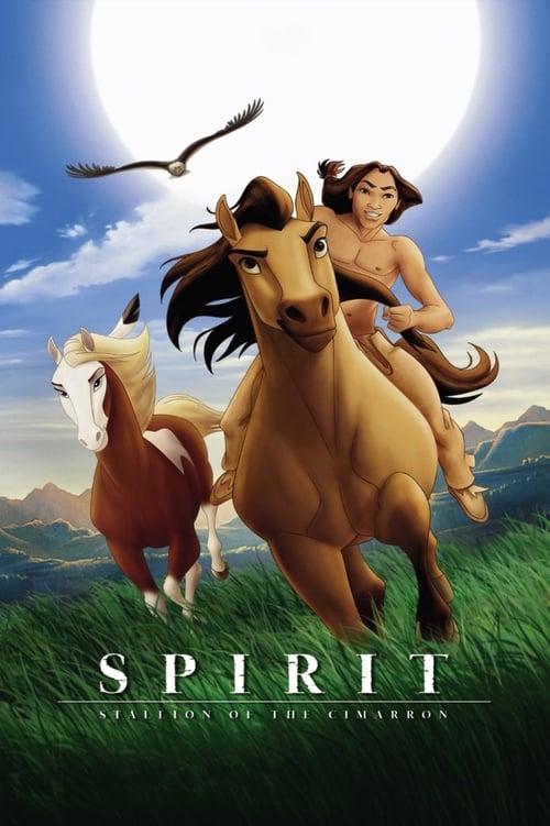 Spirit: Stallion of the Cimarron - Poster