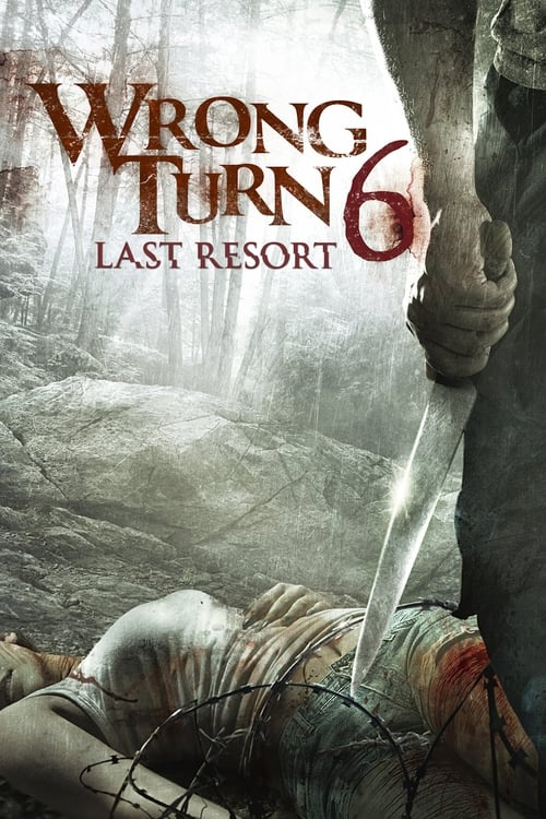 فيلم Wrong Turn 6: Last Resort مترجم