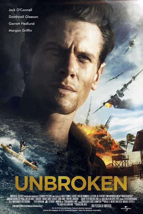 Watch Unbroken (2014) Best Quality Movie
