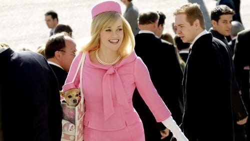 Subtitles Legally Blonde 2: Red, White & Blonde (2003) in English Free Download | 720p BrRip x264