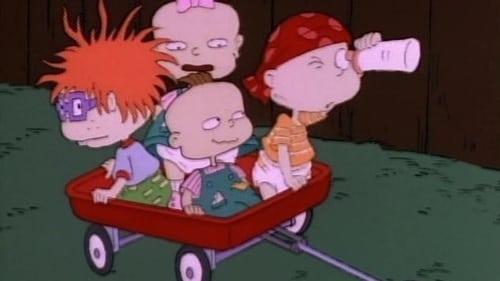 Rugrats 1992 Bluray 720p: Season 2 – Episode Sand Ho