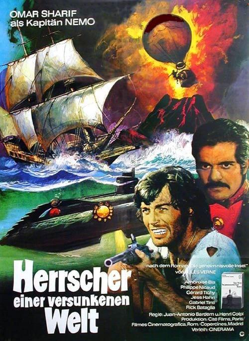 L' île mystérieuse (1973)