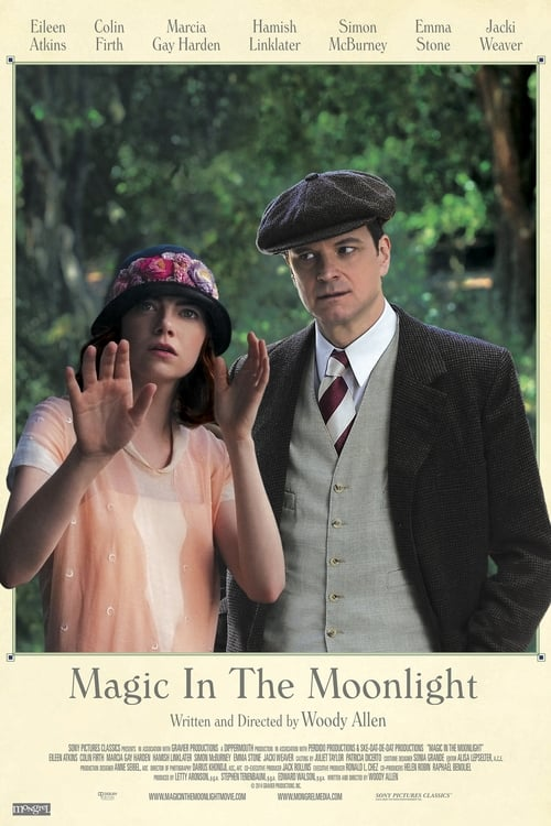 Streaming Magic in the Moonlight (2014) Movie Free Online