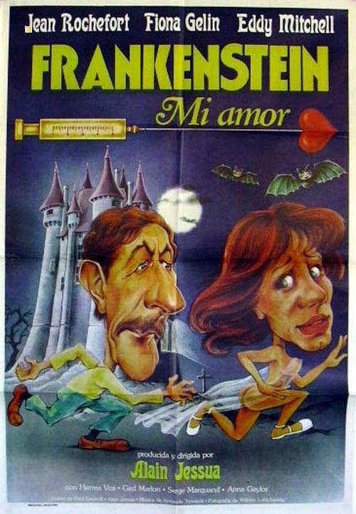 Mira Frankenstein, mi amor Con Subtítulos En Línea