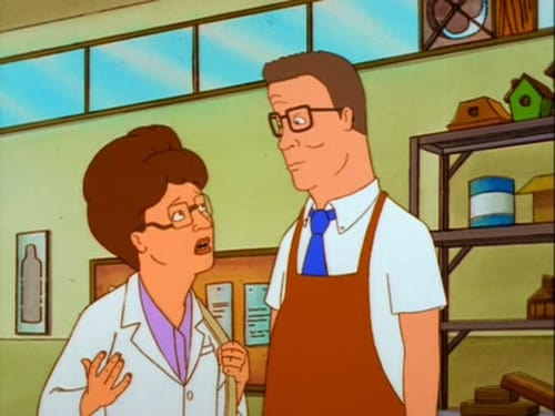 King of the Hill: Season 4 – Episod Little Horrors of Shop