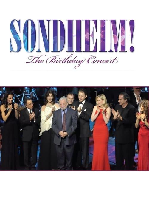 Filme Sondheim! The Birthday Concert Em Português