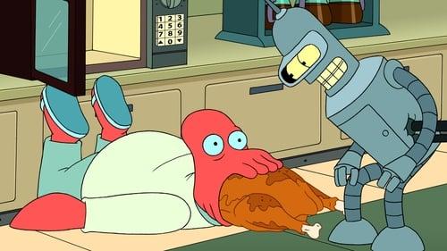 Futurama - Season 6 - Episode 25: Overclockwise