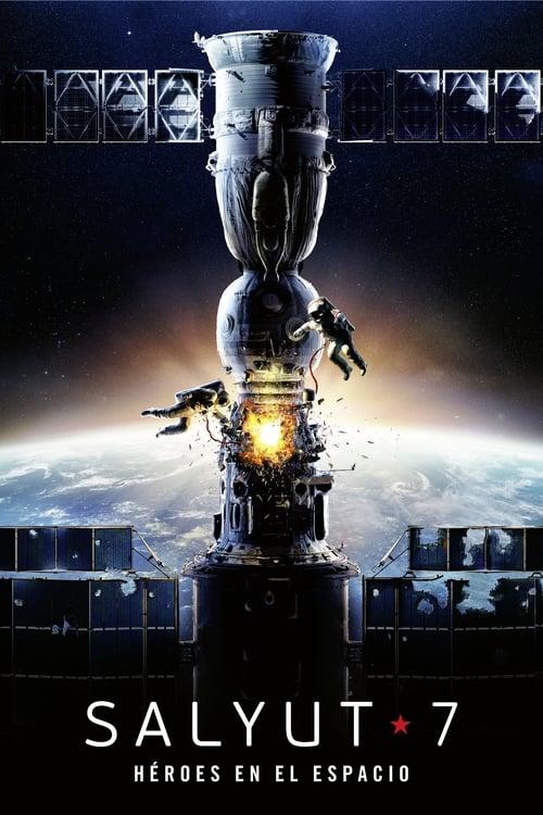 Imagen Salyut-7: Héroes en el espacio