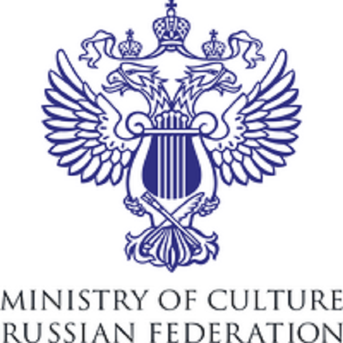 Russian Ministry of Culture                                                              Logo