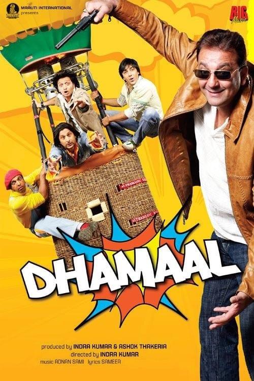 Ver Dhamaal Duplicado Completo