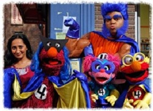 Sesame Street: Season 41 – Episod The Furry Four
